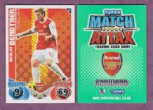 Arsenal Nicklas Bendtner Denmark 9